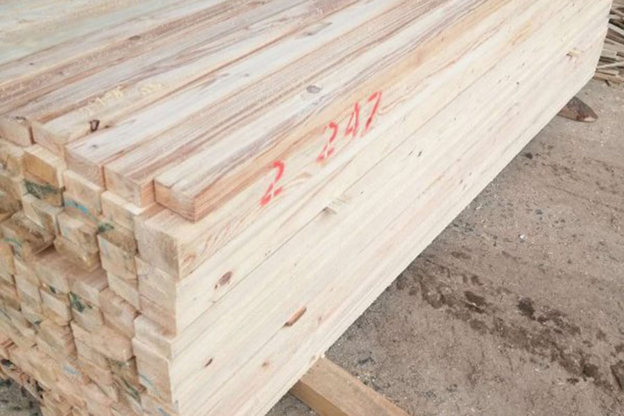 建筑木材,木方加工厂