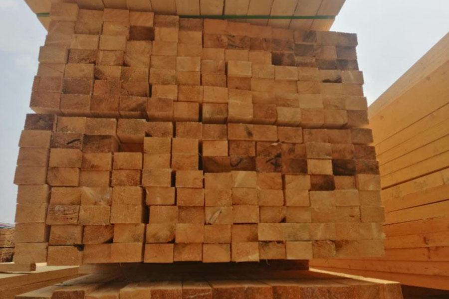 建筑方木,日照木方,建筑木方厂家