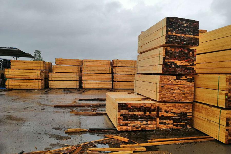 日照木方,日照木方,建筑木方厂家